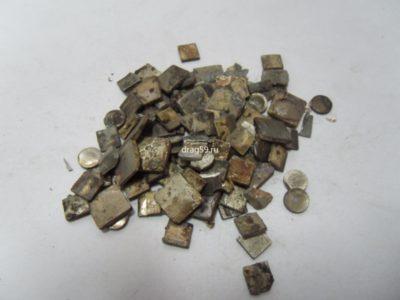 магнитится ли серебро