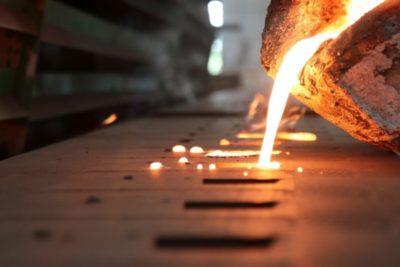 Как получают железо из руд