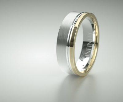 Чем платина отличается от белого золота