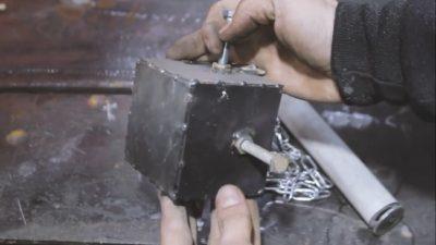 как расплавить алюминий в домашних условиях