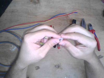 Как связывать провода