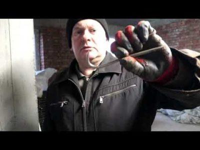 как сделать крючок для вязки арматуры