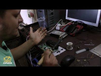 Как паять электронику