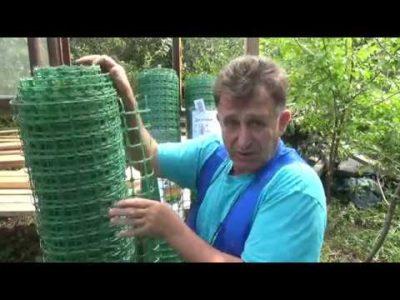 Как сделать сетку рабицу своими руками