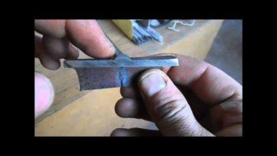 Как правильно заварить трубу возле стены