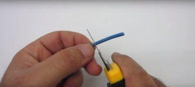 Как скрутить 3 провода между собой