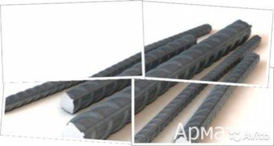 Сколько штук арматуры в тонне 14 мм