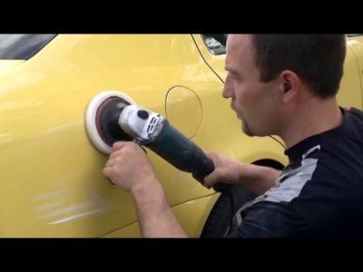 Как Оцинковать машину батарейкой