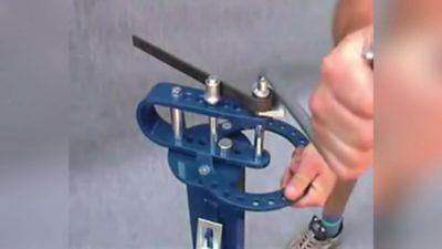 Как сделать станок для холодной ковки