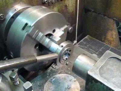 Как нарезать трубную резьбу на токарном станке