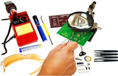 Как правильно паять SMD компоненты