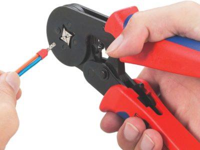 Чем обжимать провода