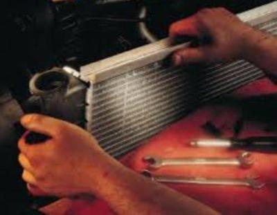 Как самому запаять радиатор автомобиля