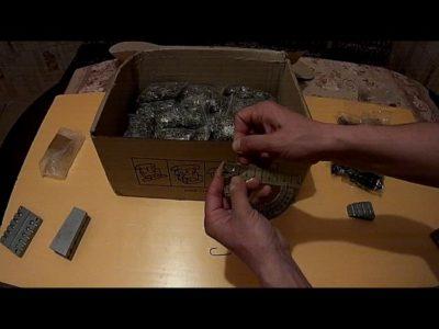 Как самому сделать грузило из свинца