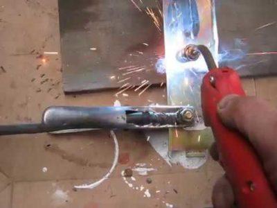 Как правильно варить полуавтоматом трубы
