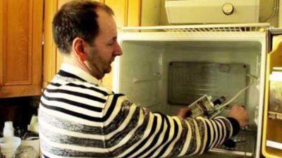 Как добыть медь из холодильника