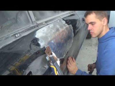 Как восстановить оцинковку кузова