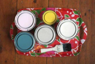 Как покрасить алюминий в домашних условиях