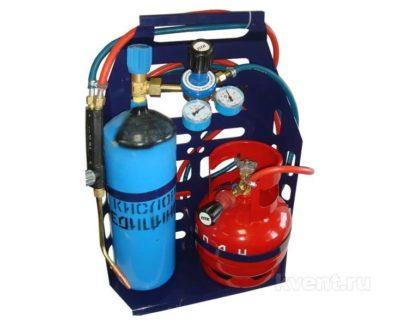 Какой газ не используется при газовой сварке