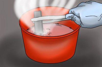 Как правильно закалить сталь в домашних условиях