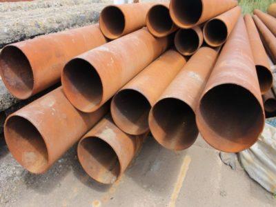 Как рассчитать массу стальной трубы