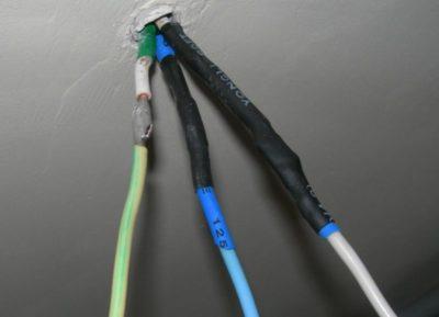 Как правильно соединить электрические провода