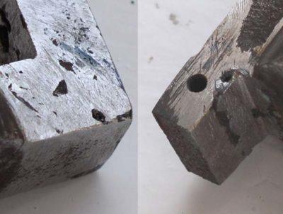 как приварить металл к чугуну
