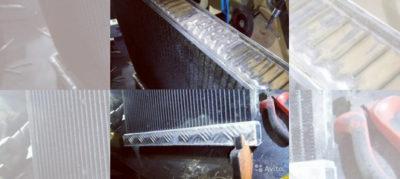 Как правильно паять латунный радиатор
