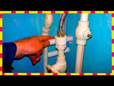 Как правильно паять трубы для отопления