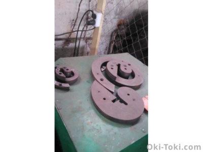 Как сделать кондуктор для холодной ковки своими руками