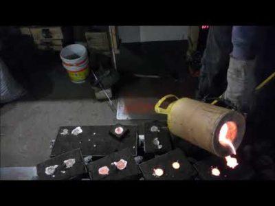 Как закалить стальную проволоку в домашних условиях