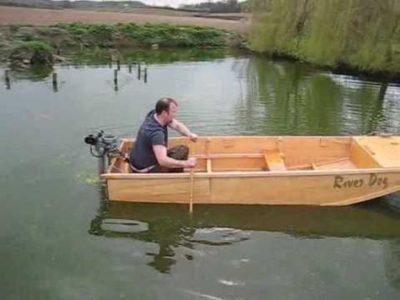 как сделать лодку своими руками из алюминия
