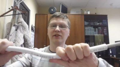Как согнуть трубу под 45 градусов