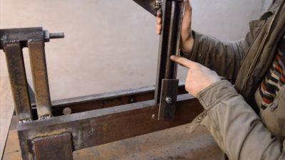 Как сварить профильную трубу встык