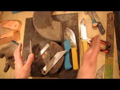как правильно заточить лопату